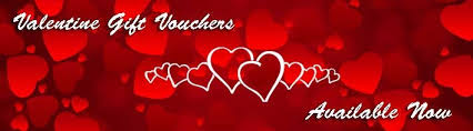 gift vouchers for valentines day